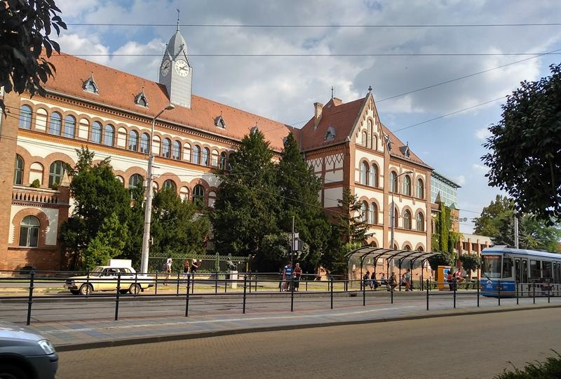 Реформаторський педагогічний коледж в Дебрецені