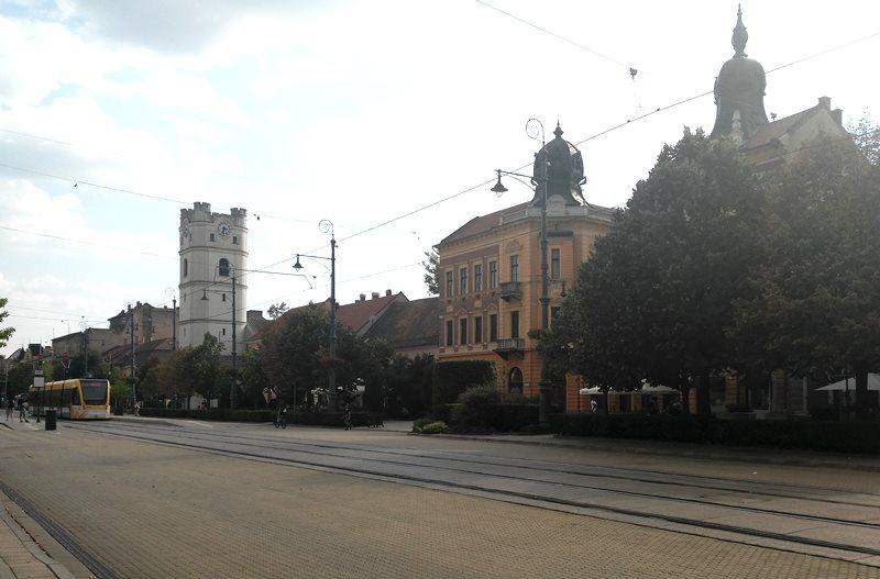 Мала Реформаторська церква в Дебрецені